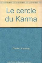 """Couverture du livre : """"Le cercle du karma"""""""
