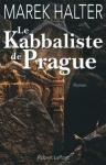 """Couverture du livre : """"Le kabbaliste de Prague"""""""