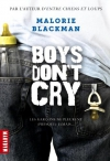 "Couverture du livre : ""Boys don't cry"""
