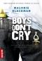 """Couverture du livre : """"Boys don't cry"""""""