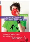 """Couverture du livre : """"Comment devenir une rock star (ou pas)"""""""