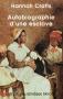 """Couverture du livre : """"Autobiographie d'une esclave"""""""