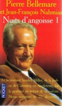 """Couverture du livre : """"Nuits d'angoisse"""""""