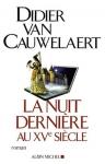 """Couverture du livre : """"La nuit dernière au XVe siècle"""""""
