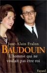 """Couverture du livre : """"Baudouin"""""""