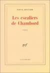 """Couverture du livre : """"Les escaliers de Chambord"""""""