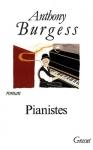 """Couverture du livre : """"Pianistes"""""""