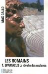 """Couverture du livre : """"Spartacus"""""""