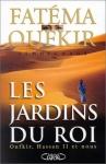 """Couverture du livre : """"Les jardins du roi"""""""