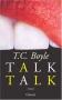 """Couverture du livre : """"Talk talk"""""""
