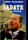 """Couverture du livre : """"Sadate"""""""
