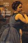 """Couverture du livre : """"Le chevalier de cristal"""""""