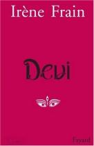 """Couverture du livre : """"Devi"""""""