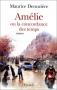 """Couverture du livre : """"Amélie ou la concordance des temps"""""""