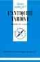"""Couverture du livre : """"L'Antiquité tardive"""""""