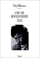 """Couverture du livre : """"Une vie bouleversée"""""""