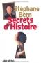 """Couverture du livre : """"Secrets d'Histoire"""""""