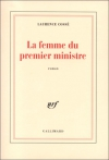 """Couverture du livre : """"La femme du Premier Ministre"""""""