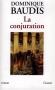 """Couverture du livre : """"La conjuration"""""""