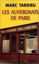 """Couverture du livre : """"Les Auvergnats de Paris"""""""