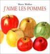"""Couverture du livre : """"J'aime les pommes"""""""