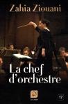 """Couverture du livre : """"La chef d'orchestre"""""""