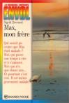 """Couverture du livre : """"Max mon frère"""""""