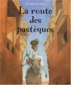 """Couverture du livre : """"La route des pastèques"""""""