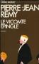 """Couverture du livre : """"Le vicomte épinglé"""""""