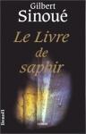 """Couverture du livre : """"Le livre de saphir"""""""