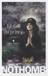 """Couverture du livre : """"Le fait du prince"""""""