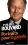 """Couverture du livre : """"Portraits pour la galerie"""""""
