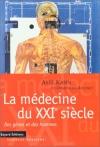 """Couverture du livre : """"La médecine du XXIe siècle"""""""