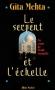 """Couverture du livre : """"Le serpent et l'échelle"""""""