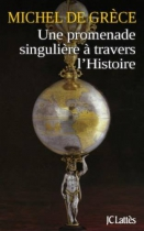 """Couverture du livre : """"Une promenade singulière à travers l'Histoire"""""""