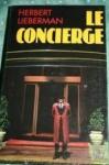"""Couverture du livre : """"Le concierge"""""""