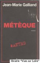"""Couverture du livre : """"Métèque"""""""
