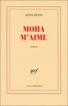 """Couverture du livre : """"Moha m'aime"""""""