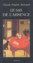 """Couverture du livre : """"Le sas de l'absence"""""""