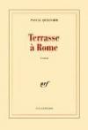 """Couverture du livre : """"Terrasse à Rome"""""""
