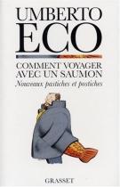 """Couverture du livre : """"Comment voyager avec un saumon"""""""