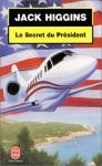 """Couverture du livre : """"Le secret du président"""""""