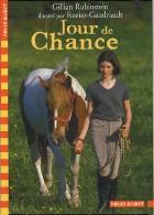 """Couverture du livre : """"Jour de chance"""""""