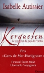 """Couverture du livre : """"Kerguelen"""""""