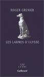 """Couverture du livre : """"Les larmes d'Ulysse"""""""