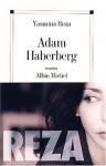 """Couverture du livre : """"Adam Haberberg"""""""