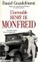 """Couverture du livre : """"L'incroyable Henry de Monfreid"""""""