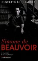 """Couverture du livre : """"Simone de Beauvoir"""""""