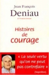 """Couverture du livre : """"Histoires de courage"""""""