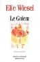 """Couverture du livre : """"Le Golem"""""""